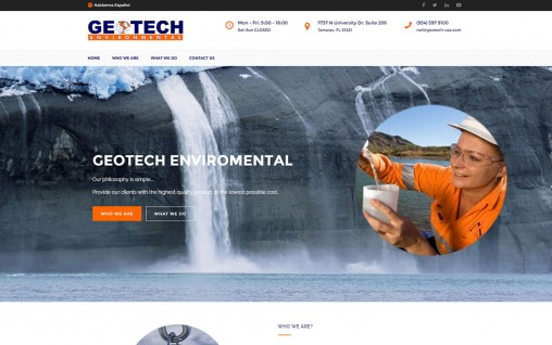 GeoTech Environmental – Tamarac, Florida