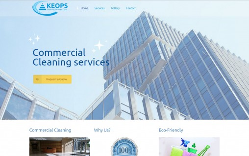 Keops Cleaning – West Palm Beach, Florida